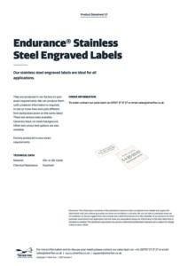 2020 Endurance SS Engraved Labelsv1