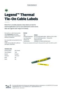 2020 Legend Tie on labels Thermalv1