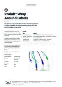 2020 Prolab Wrap Around- Laserv1
