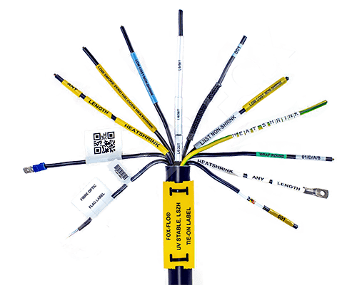 What is ANSI TIA 606-B Cable Labelling Standards?