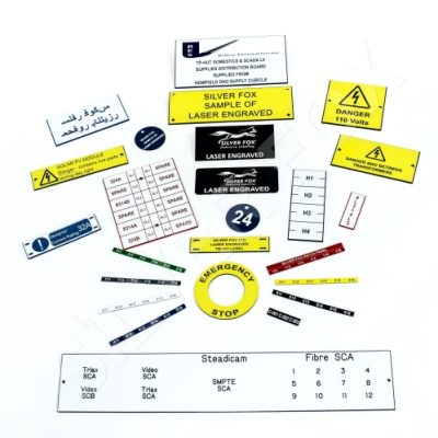 Endurance® Labelling