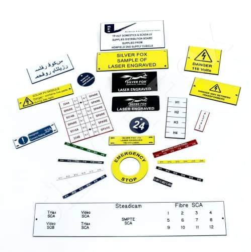 Endurance® Labelling
