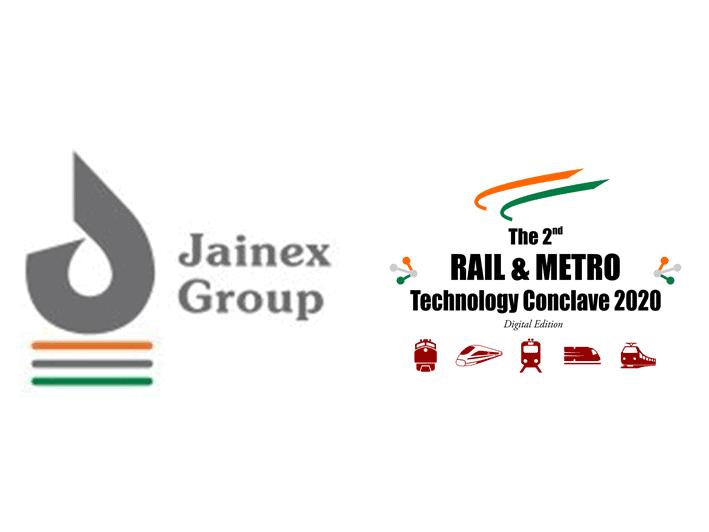 Jainex Conclave Logo