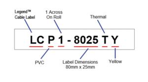 LC LP1 8025 T Y