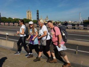 London Bridge Challenge