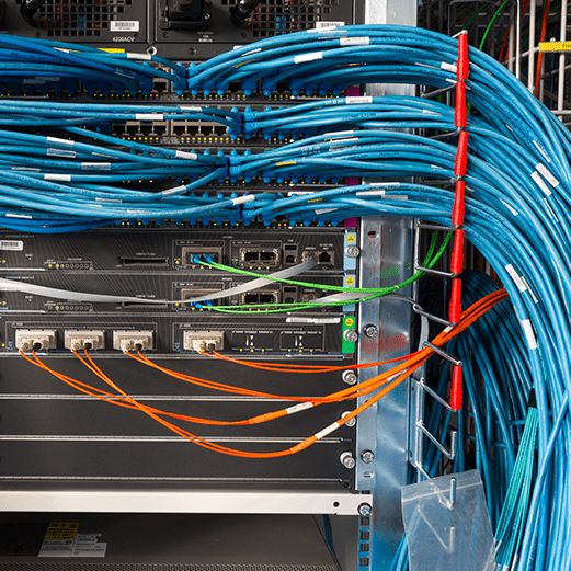 Labelling Network Cables