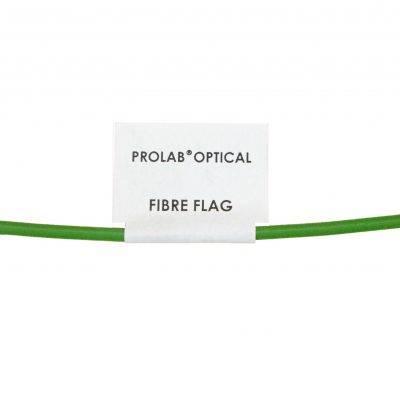 PROLAB® OPTICAL FIBRE FLAG LABELS