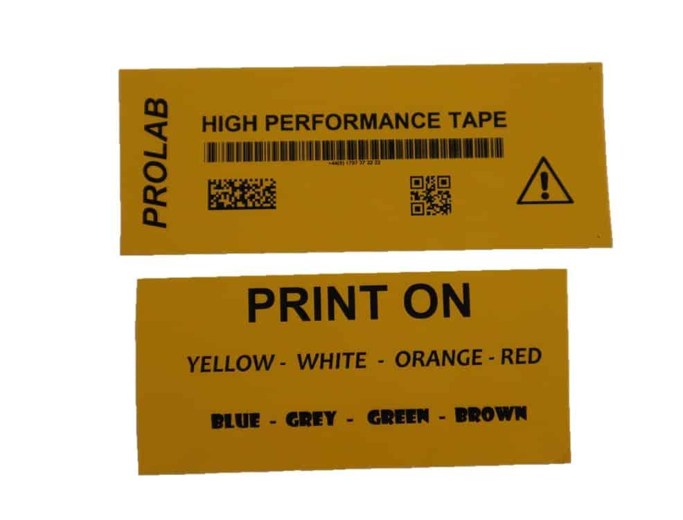 Prolab HP Tape