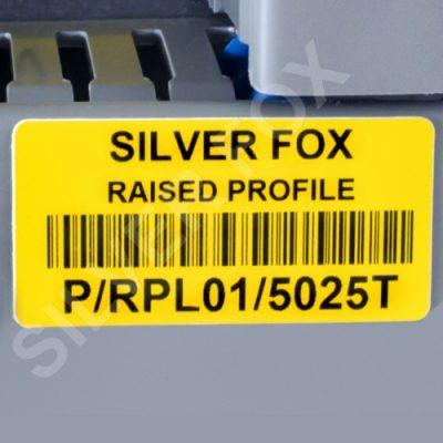 Prolab® Raised Profile Labels