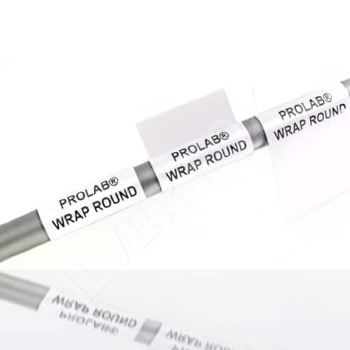 Wrap-around Labels