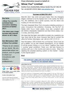 Railtex-Press-Release