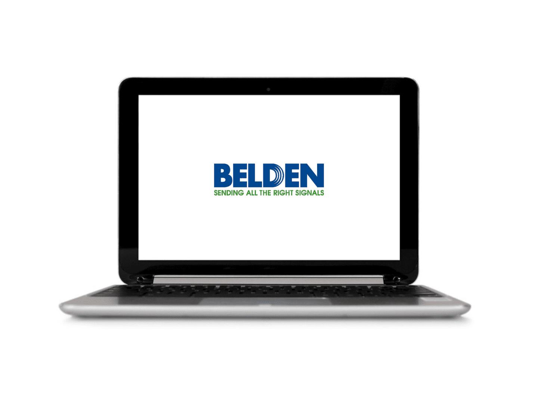 Belden software system