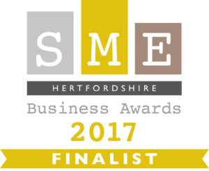 SME Herts Business Award_Finalist_2017