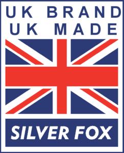 Silver-Fox-GB-Flag