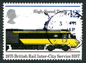 dreamstime_xxl_85196060 High Speed Train Stamp LR