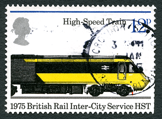 dreamstime_xxl_85196060 High Speed Train Stamp LR