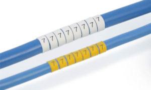 Legend™ LHS12-4T Heatshrink Markers – Large OD ø4-12mm 1