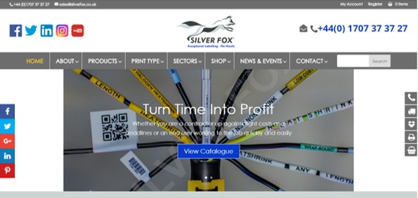 Silver Fox have a new home
