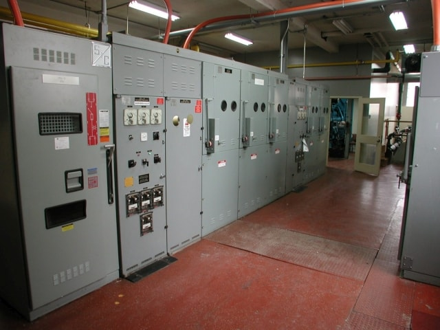 Electrical Panel Building Industry